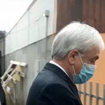 Presidente Piñera abandona anticipadamente funeral de Carabinero asesinado en Collipulli: fue increpado por hermano de la víctima