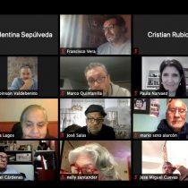 Concejales y bancada de cores socialistas ratifican respaldo a Claudio Orrego en segunda vuelta de gobernadores