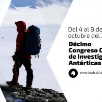 X Congreso Chileno de Investigaciones Antárticas