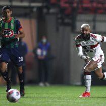 Unión La Calera dejó escapar la victoria ante Flamengo y se complica en la Libertadores