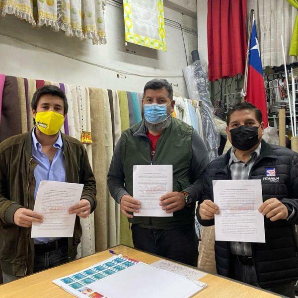 Lanzan campaña para reactivar Barrio Las Telas tras impacto por la pandemia del coronavirus