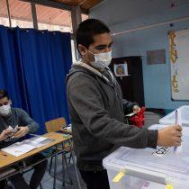 """Heridos oculares por elecciones constituyentes: """"Que nuestros ojos sirvan para cambiar Chile"""""""
