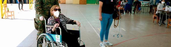 Lanzan protocolo para el buen trato de personas con discapacidad durante las elecciones