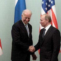 Putin y Biden tendrán primera cumbre en junio en Ginebra