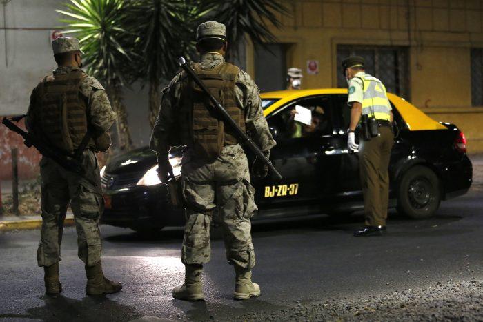 Decretan prisión preventiva para militares acusados de torturas durante toque de queda por pandemia en Collipulli