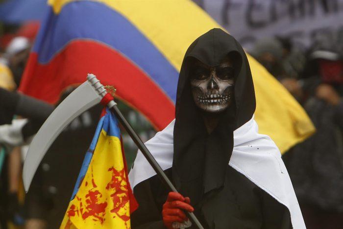 Protestas en Colombia: Presidente Duque anuncia máximo despliegue militar en zona más afectada por violencia