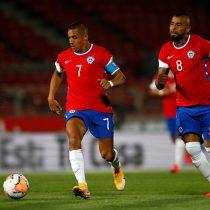 Clasificatorias: Conmebol fija fechas para partidos de La Roja ante Argentina y Bolivia