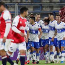 Universidad Católica derrotó a Nacional y sumó sus primeros puntos en la Libertadores