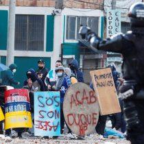 Mientras Cali comienza a recuperar la calma tras violentas protestas ONU y UE piden diálogo como