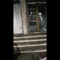 Reportan explosión en sucursal de Banco Estado en Las Condes
