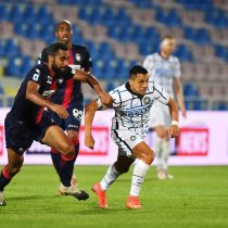 Eriksen y Achraf dejan al Inter a un paso del