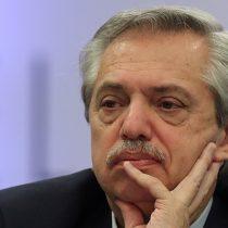 Alberto Fernández por desacuerdo con Pfizer: