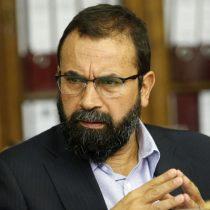 Hugo Gutiérrez comparece ante tribunal y dejan sin efecto orden de detención