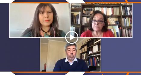 Tomás Duval y Marta Lagos en La Semana Política: Pamela Jiles, las crisis de liderazgos, elpopulismo y la tarea del sistema político de no abdicar