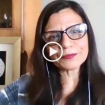"""Alejandra Jiménez, candidata a constituyente: """"Cuando hablamos de una Constitución feminista, hablamos de cambiar el paradigma de cómo entendemos el poder"""""""