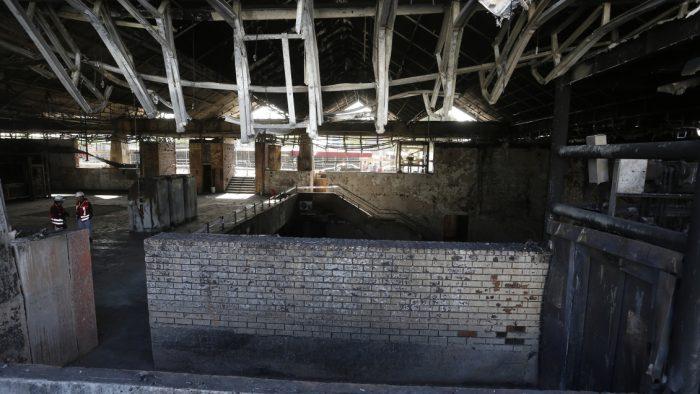 Fiscalía pide 12 años de presidio para imputado por incendio de la estación San Pablo del Metro