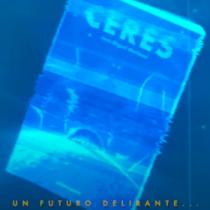 """Creadores del proyecto """"Ceres"""" en Cita de libros: literatura y música se unen para imaginar la vida en un planeta lejano"""