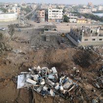 Suben a 174 los muertos en Gaza, tras una nueva noche de bombardeos israelíes