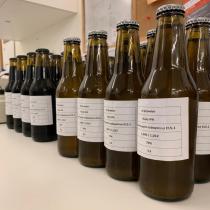 Avanzando en la receta de una cerveza con identidad regional