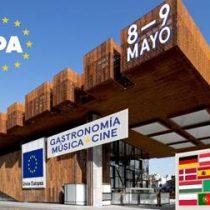 Día de Europa celebra la gastronomía, música y cine en feria virtual del GAM