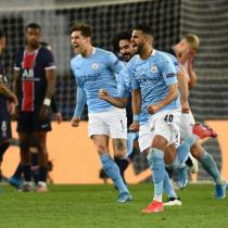 Manchester City doblega al PSG y por primera vez en su historia pasa a una final de la Champions League