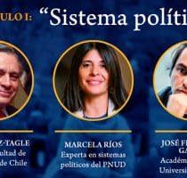 [ARCHIVO] Ciclo La República Democrática: la necesidad de fortalecer la democracia representativa con mecanismos de democracia directa