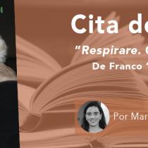 """Cita de libros: """"Respirare"""", la poesía como terapia en contra de la asfixia que provoca el capitalismo"""