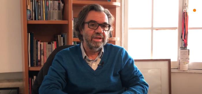 Pablo Rosenblatt, productor de documental sobre Maturana, destaca sus ideas para el nuevo Chile
