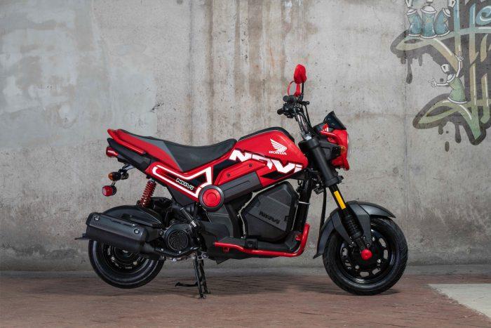 Navi, un nuevo concepto de motocicleta urbana