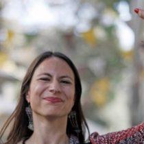 Irací Hassler, primera alcaldesa comunista de Santiago de Chile a la BBC: