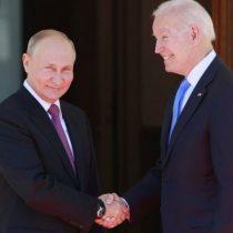 Biden y Putin: 3 puntos de encuentro y 3 desacuerdos que quedaron claros en la primera reunión entre los dos mandatarios