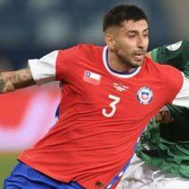 Copa América: por qué los jugadores de Chile taparon el logo de Nike de sus camisetas