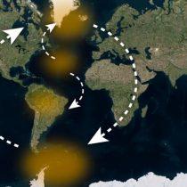 De Groenlandia a la Amazonía: estudio identifica la cadena de interacciones de la que puede depender el futuro del planeta