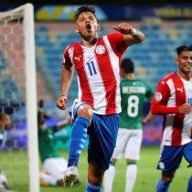 Un doblete de Ángel Romero ante Bolivia eleva a Paraguay al liderato en el Grupo A de la Copa América