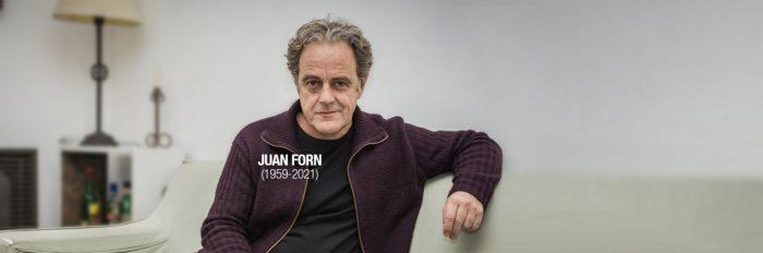 El último viernes de Juan Forn