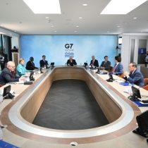 Para China, el G7 es la encarnación viva del pensamiento de la Guerra Fría