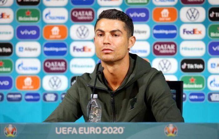 UEFA raya la cancha y recuerda a los equipos sus obligaciones de patrocinio tras el caso Ronaldo-Coca Cola