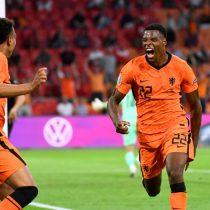 Holanda derrota a Austria y asegura el primer puesto del Grupo C en Eurocopa