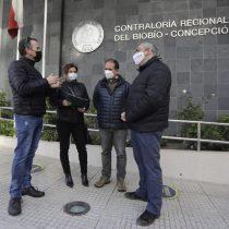 Funcionarios del GORE Biobío ingresaron requerimiento a Contraloría por uso del edificio del Gobierno Regional