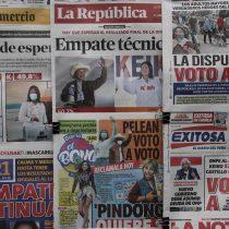 Voto a voto: Pedro Castillo aventaja estrechamente a Keiko Fujimori en recuento por la Presidencia de Perú