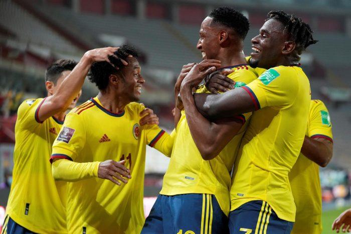Reinaldo Rueda redebuta con el pie derecho: Colombia golea 3-0 a Perú en Lima