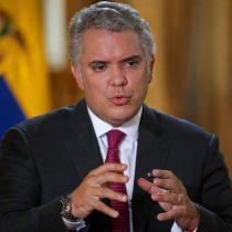 Disparan a helicóptero en el que viajaba presidente de Colombia: Duque lo califica como