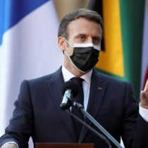 Hombre que abofeteó a Macron es condenado a cuatro meses de prisión