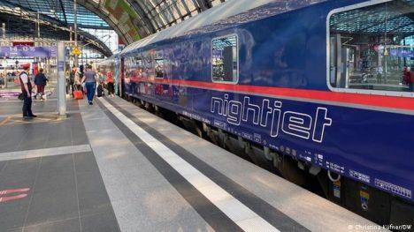Viajes con conciencia climática: En tren nocturno por Europa