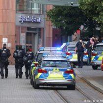 Tres muertos y varios heridos en ataque con cuchillo en Würzburg, Alemania