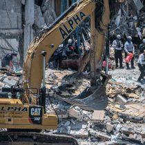 Se elevan a 12 los muertos del derrumbe en Miami-Dade