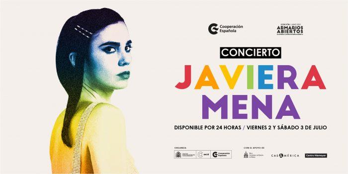 La cantautora Javiera Mena dará concierto gratuito por el Mes del Orgullo LGBTIQ