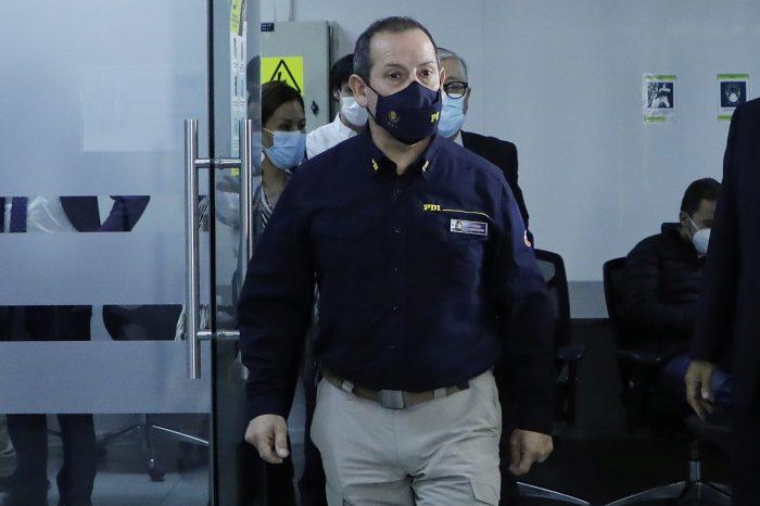 Presidente Piñera designó a Sergio Muñoz como nuevo director de la PDI
