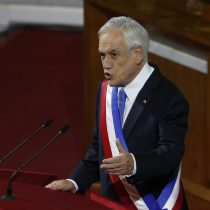 Fuerte crítica de Greenpeace a Cuenta Pública de Piñera en materia ambiental