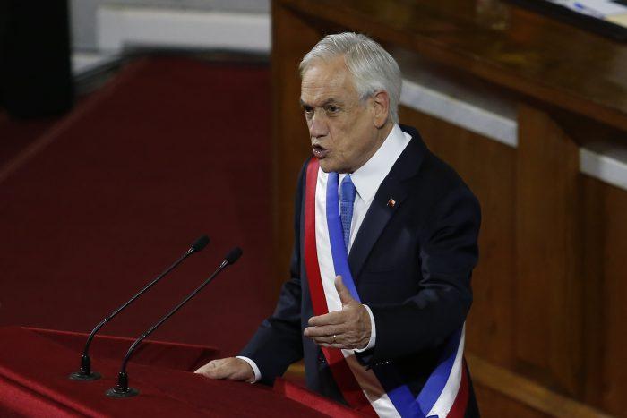 Presidente Piñera y La Araucanía: